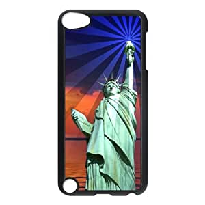 Unique Phone Case Design 6Statue of Liberty- FOR Ipod Touch 5