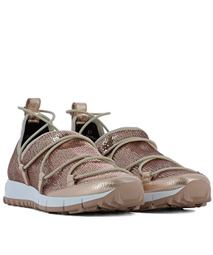 Sneakers CHOO Rosa ANDREATQSTEAROSE JIMMY Donna Pelle zTx5wq