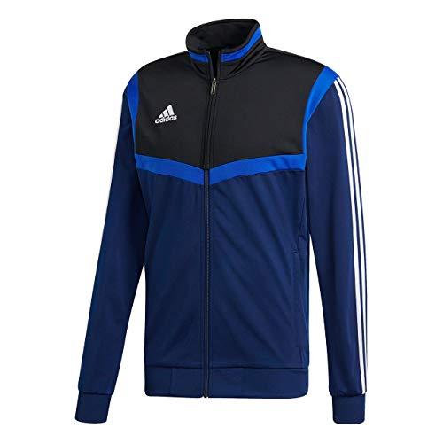 Adidas blanco Jkt Azul Pes Chaqueta Tiro19 Oscuro Hombres 0rEqS0w
