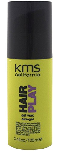 KMS California Hair Play Gel Wax 3.4 oz