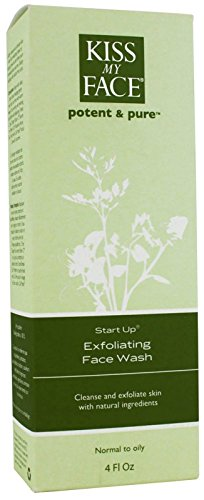 Kiss My Face Exfoliating Face Wash - 5