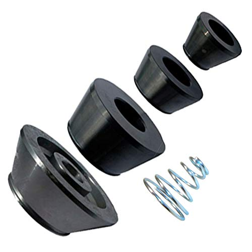 Accuturn Coats Hunter Wheel Balancer 5 Pc Standard Taper Cone Set - 40mm Shaft (Coats Wheel Balancer)