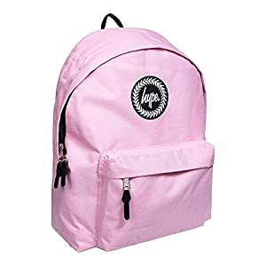 Hype Backpack Bag Rucksack – Boys, Girls, Mens Rucksack Baby Pink