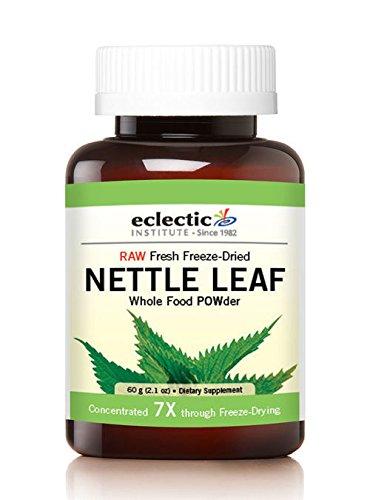 Eclectic Nettles Leaf Fdp, Green, 60 Gram (Freeze Nettle Dried Leaf)