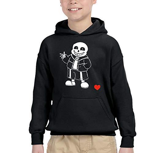 (Chen Yun Undertale Sans Kids' Pullover Hoodies Cotton Hooded)
