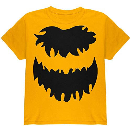Old Glory Halloween Bumble Bee Costume Cute Youth T Shirt Gold YMD -