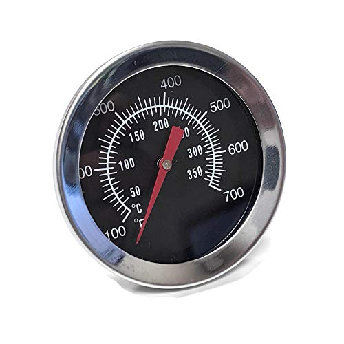 Vermont Castings Grills Replacement Temperature Gauge - Steel Castings Vermont Grill Stainless