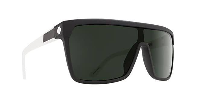 3fac5bc90ad Image Unavailable. Image not available for. Color  Spy Flynn Sunglasses  Matte Black ...