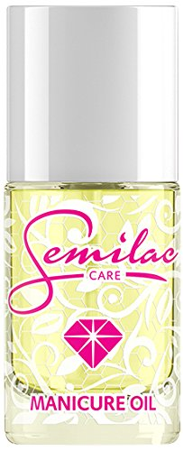 Semilac tropicale manicure oil, 12ml, limone SEM-MANIOIL-LEMON-12ml