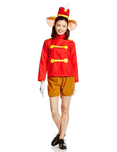 Disney Dumbo Timothy Costume Ladies 155cm-165cm 95628