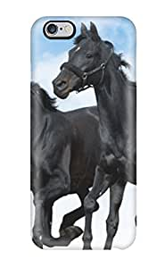 CBLYdRC321JbgGK Eric S Reed Awesome Case Cover Compatible With Iphone 6 Plus - Horse