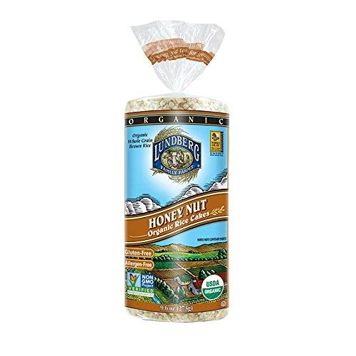 Top 4 recommendation lundberg rice cakes honey nut
