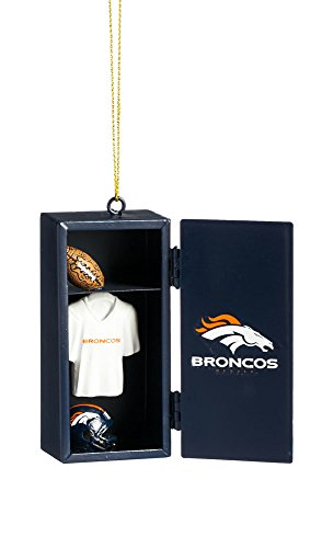 Team Sports America Denver Broncos Team Locker ()