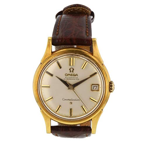 Omega Constellation Automatic-self-Wind Male Watch Constellation (Certified Pre-Owned)