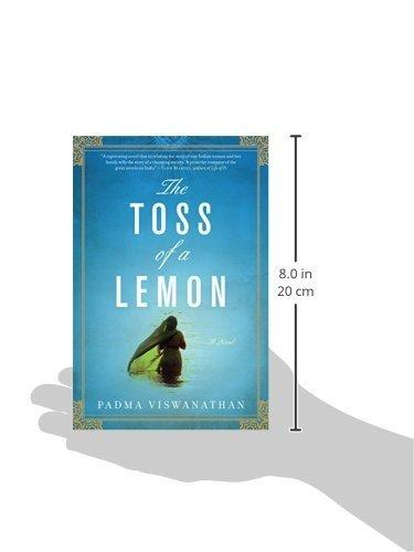 Amazon the toss of a lemon 9780547247878 padma viswanathan amazon the toss of a lemon 9780547247878 padma viswanathan books fandeluxe Gallery