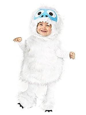 Fun World - Snow Beastie Toddler Costume