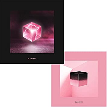 Blackpink Black Pink Blackpink Square Up 1st Mini Album Cd