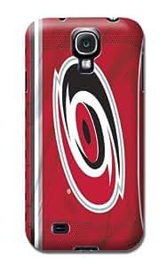 DIY Gorgeous NHL Carolina Hurricanes Hard Case Cover Fit For Samsung Galaxy S4 i9500 i9505 i9502