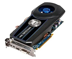 HIS 7870 IceQ 2 GB(256bit) GDDR5 2x Mini-DiplayPort HDMI DL DVI-I (HDCP) PCI Express X 16 3.0 Graphics Card H787Q2G2M