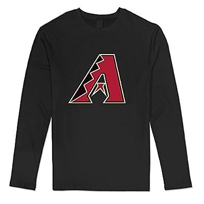 TonyGray Men's Long Sleeve MLB Playoff Arizona Diamondbacks T-shirt