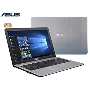 ASUS Vivobook Max F541NA-GO019T 15.6-inch Laptop (Dual-Core Celeron N3350/4GB/500GB/Windows 10/Integrated Graphics), Chocolate Black