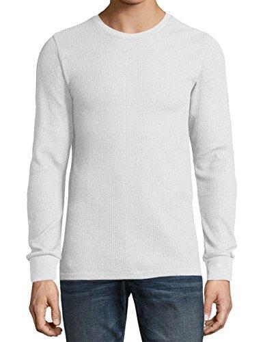 (KS Mens Thermal T Shirts (Medium/ ks23_white))