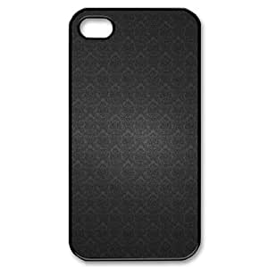 Baroque For Ipod Touch 5 Case Cover Dark Baroque for Girls, For Ipod Touch 5 Case Cover Girls, [Black]