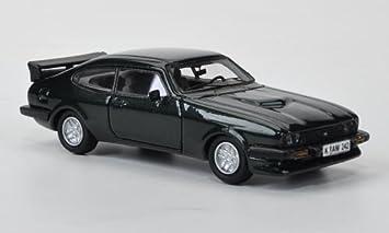 Ford Capri MkIII turbo, met.-oscuro-verde , 1982, Modelo de Auto, modello completo, Neo 1:87: Neo: Amazon.es: Juguetes y juegos