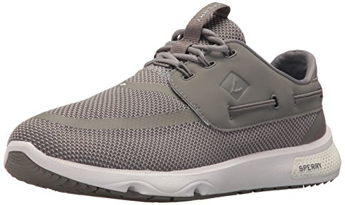 Sperry Top-Sider STS15526, Zapatillas Hombre Gris (Grey)