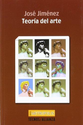 Descargar Libro Teoría Del Arte José Jiménez Jiménez