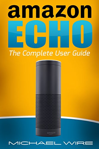 Amazon Echo Complete Manual Technology ebook product image