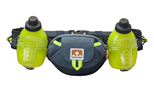 Nathan Trail Mix Plus - hydration water bottle waist belt - 600ml -...