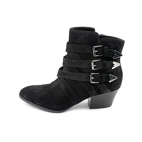 Angiolini Enzo Le Fashion MISOA Closed Ankle Black Toe Womens Boots ABPBqwd