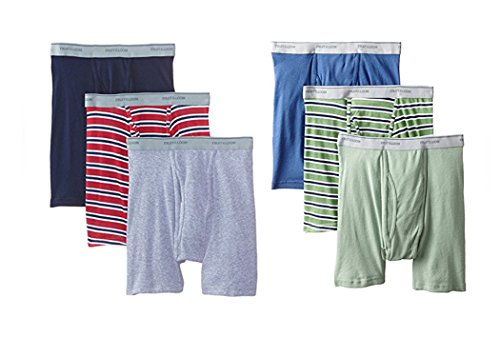fruit of the loom 2x boxer briefs - 2