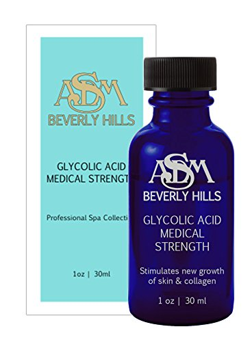 30% Glycolic Acid Peel (ASDM Beverly Hills 30% Glycolic Acid Medical Strength, 1oz)