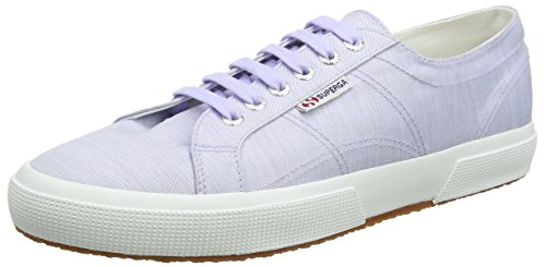 Light Blue Adulte Baskets Bleu Oxford 2750 Fabricshirtu Superga A06 Mixte qO08f