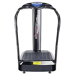 Amazon.com: New 2000W Crazy Fit Whole Body Vibration Plate ...