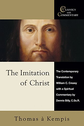 Download The Imitation of Christ: A Spiritual Commentary and Reader's Guide pdf epub