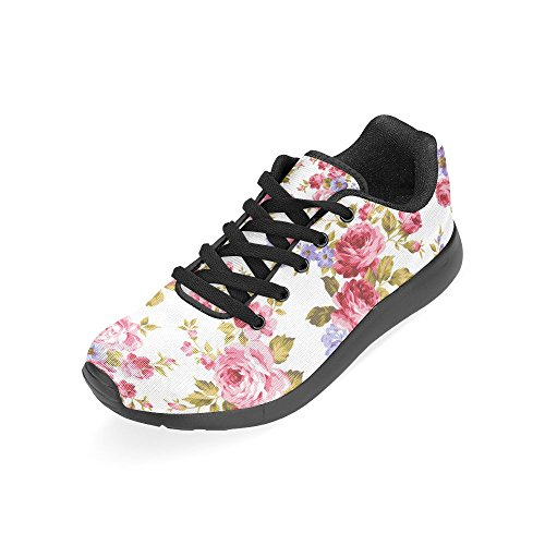 InterestPrint Womens Running Shoes Jogging Lightweight Sports Walking Athletic Sneaker Multi 5 veRnhMROvW
