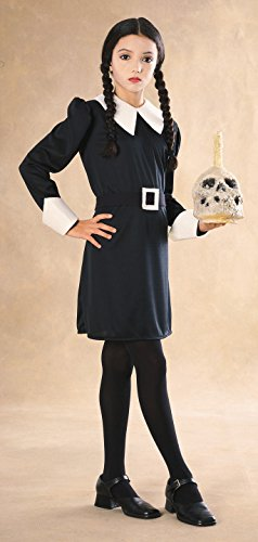 Addams Family Child's Wednesday Costume, Medium