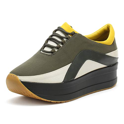 Trainers Vagabond Olive Casey Womens Green IIqBA
