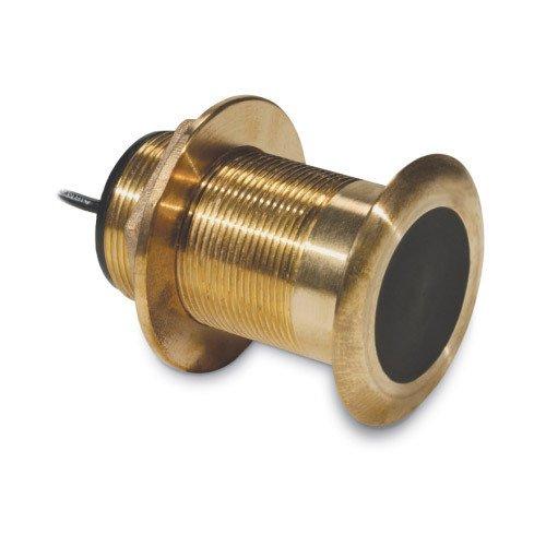 Amazon com: Garmin Bronze, thru-hull mount, Depth & Temp