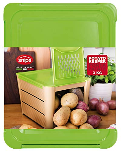 Snips 000500 Potato Keeper, Green