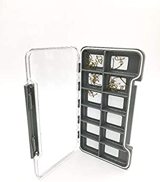Double Sided magnetbox for Hooks hakenbox Accessories Magnetic Box spine fly