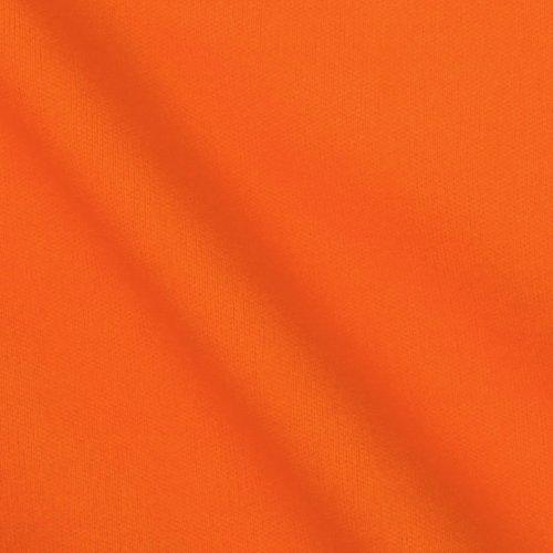AKAS Tex PUL (Polyurethane Laminate) 1 Mil Blaze Orange Fabric by the Yard