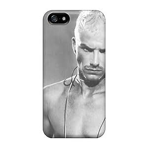 Iphone 5/5s Case Bumper Tpu Skin Cover For David Beckham Accessories