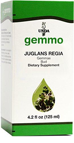 Juglans Regia - English Walnut Bud Extract - 4.2 fl oz (125 ml) (4.2 Ounce English Cream)