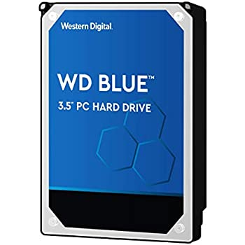 91e81fe732 Western Digital WD Blue - Disco Duro para PC (2 TB, 5400 RPM, SATA 6 GB/S,  256 MB de caché, 3,5