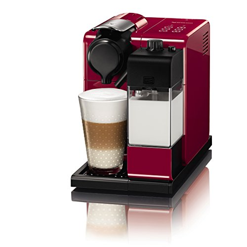 "Nestle coffee maker ""Nespresso Ratishima touch"" red F511RE"