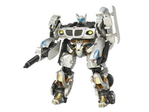 Transformers Premium Series Autobot Jazz Movie Delux Action Figure